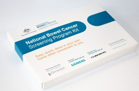 bowel screening kit